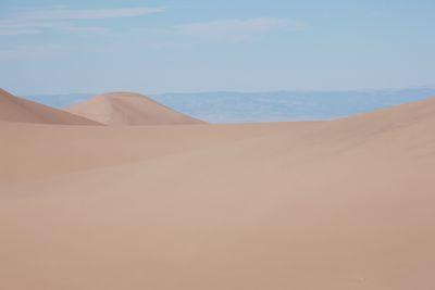 Pastel sand dunes Image #20110928-112